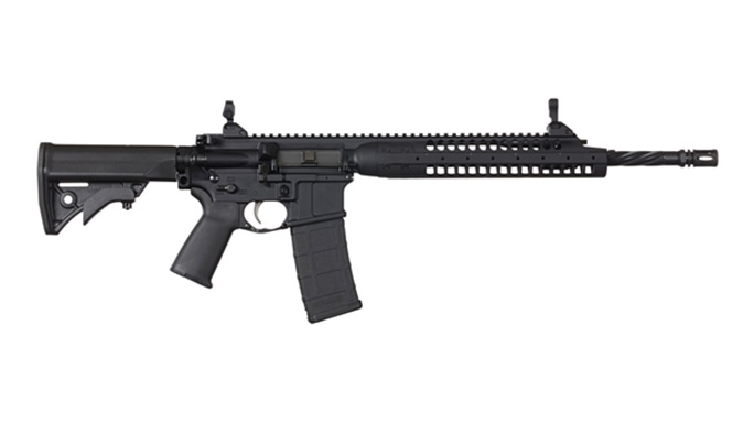 rifle, rifles, semi-auto rifle, semi-auto rifles, LWRCI IC-A5