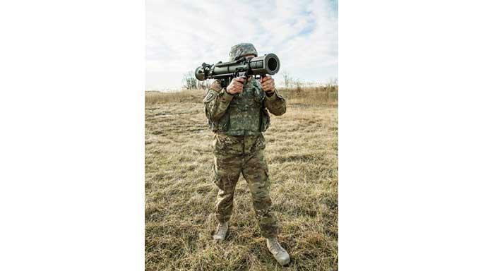M3E1, M3E1 recoilless rifle