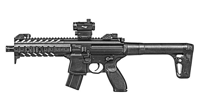 sig sauer mpx asp, guns