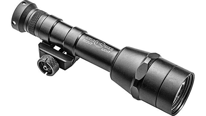 surefire M600IB flashlight, guns