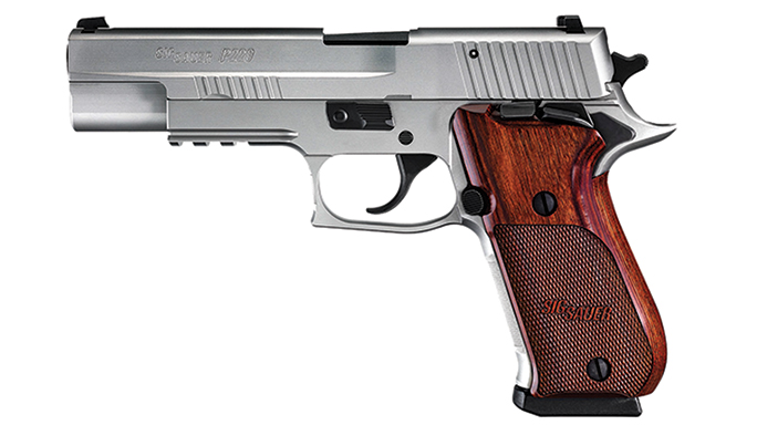 10mm, 10mm auto, 10mm pistol, 10mm pistols, Sig Sauer P220 Elite Stainless