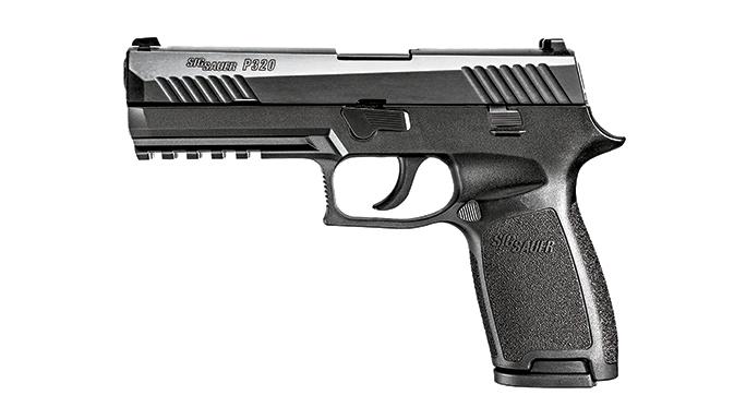 full-size handguns, full-size handgun, full size handgun, full size handguns, full-sized handguns, full-sized handgun, Sig Sauer P320
