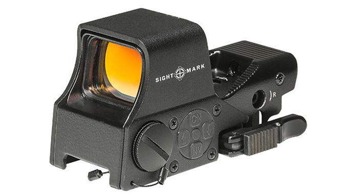sightmark, sightmark xt-3 tactical magnifier, xt-3 tactical magnifier, sightmark magnifier, Sightmark Ultra Shot M-Spec LQD Reflex Sight