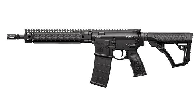 rifle, rifles, semi-auto rifle, semi-auto rifles, DANIEL DEFENSE DDM4V4S