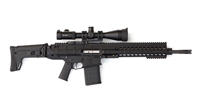 rifle, rifles, semi-auto rifle, semi-auto rifles, DRD TACTICAL PARATUS GEN 2