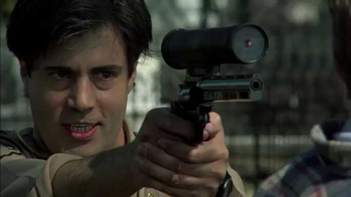 halloween, halloween guns, horror movie, horror movies, horror movie guns, friday the 13th