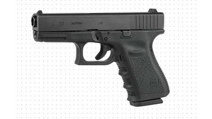 semi-auto pistol, semi-auto pistols, semi auto pistol, semi auto pistols, pistol, pistols, autoloading pistol, autoloder pistol, GLOCK 19/23