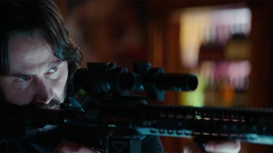 John Wick: Chapter 2, Keanu Reeves