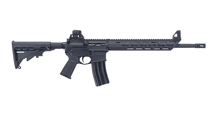 rifle, rifles, semi-auto rifle, semi-auto rifles, MOSSBERG MMR CARBINE