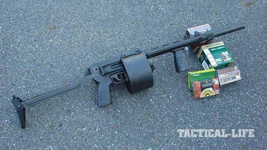 Penn Arms Striker shotgun