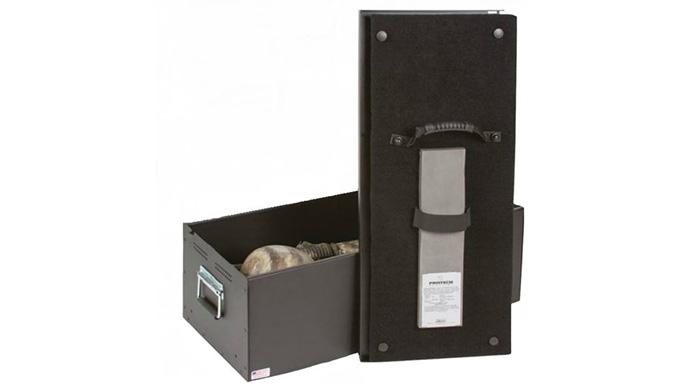 protech tactical, protech tactical tactical weapons trunk box, tactical weapons trunk box, trunk box, gun trunk