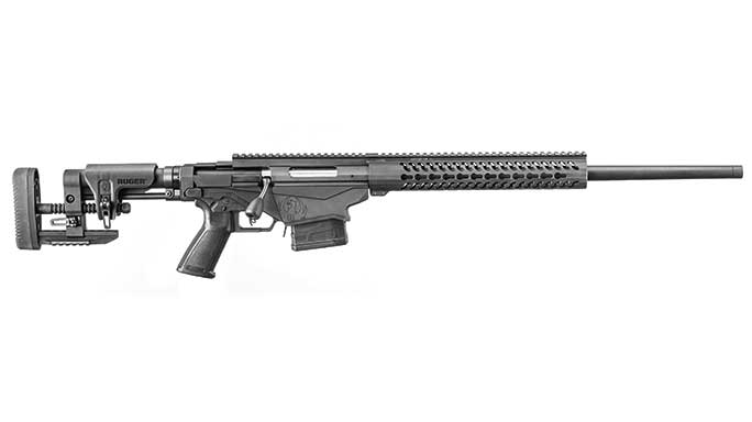 Ruger Precision Rifle, ruger precision, rifles, rifle, ruger rifle