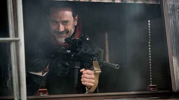 The Walking Dead Season 7 Premiere, Colt, Trijicon