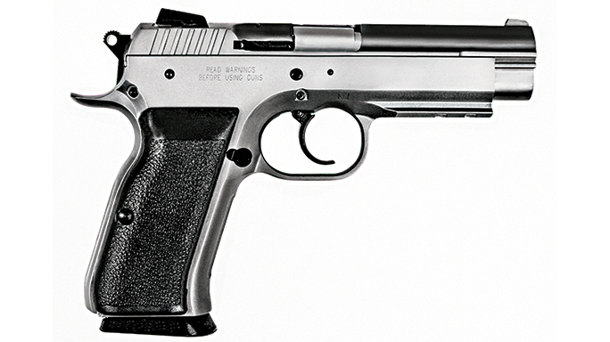 10mm, 10mm auto, 10mm pistol, 10mm pistols, EAA Witness Full Size