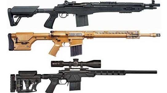 new guns, new rifles, new handguns