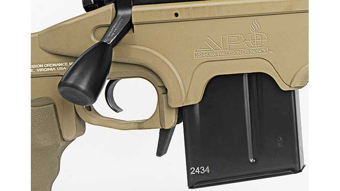 AdeQ Interceptor countersniper rifle