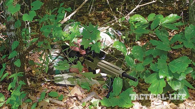 AdeQ Interceptor countersniper bolt-action rifle