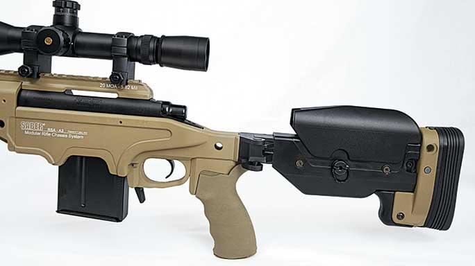 AdeQ Interceptor bolt gun