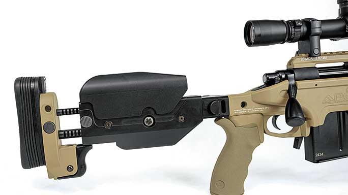 AdeQ Interceptor countersniper bolt-action