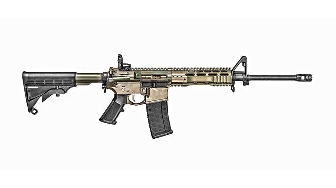 ar rifles Battle Rifle Company BR4 Trident