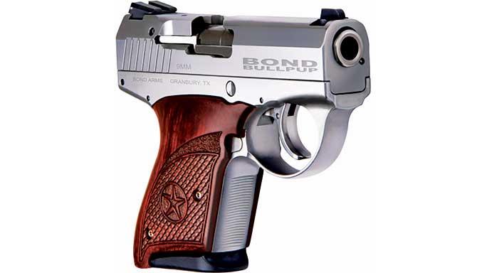 Bond Arms Bullpup gun, new guns