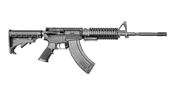 SIG556xi Russian, MGI MARCK-15 Hydra