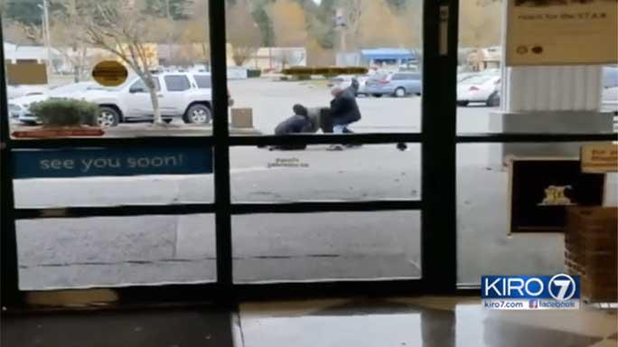 good samaritan saves police officer