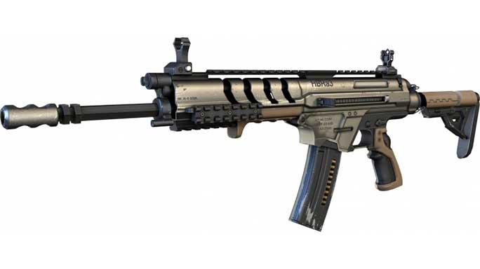 call of duty guns HBRa3