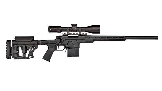 Howa Chassis Rifle, new guns