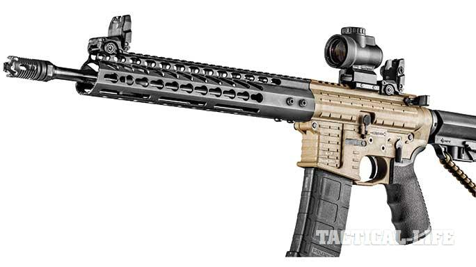 Kaiser shooting products X-7 Fusion Monarch rifles
