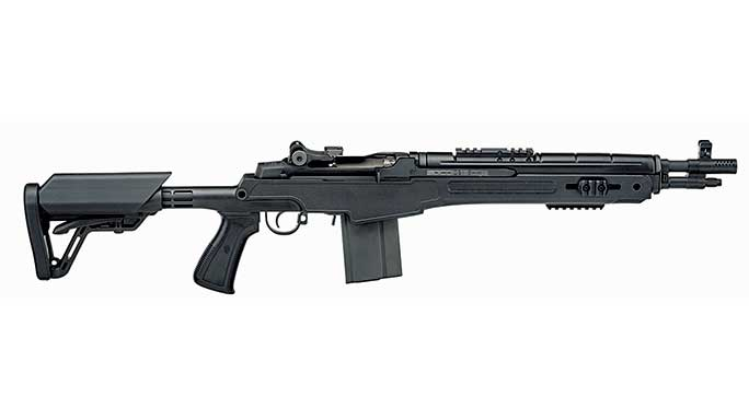 Springfield M1A SOCOM 16 CQB rifle, new guns