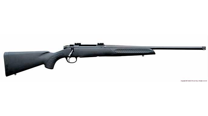 new guns, T/C Compass rifle