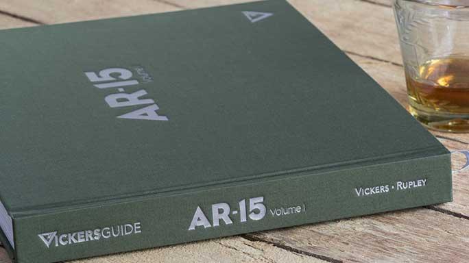 Vickers Guide: AR-15 books