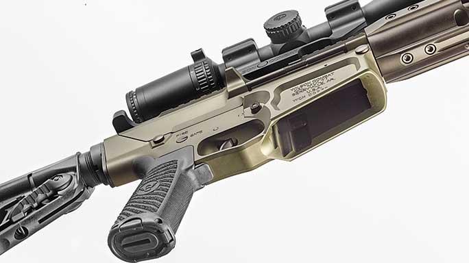 wilson combat recon tactical lower receiver