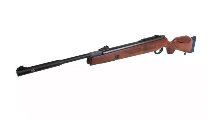 The Hatsan Model 135 shoots .30 caliber pellets
