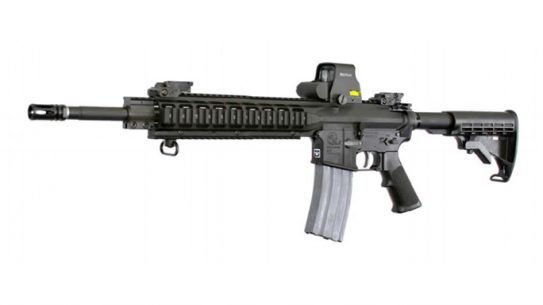 Armalite Recall of the SPR MOD 1 rifle
