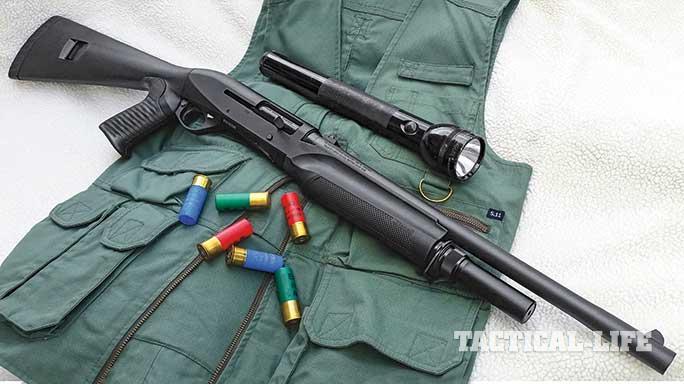 Benelli M2 Entry shotgun