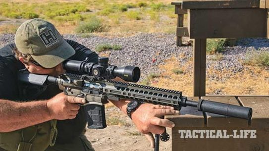 DRD Tactical M762 rifle