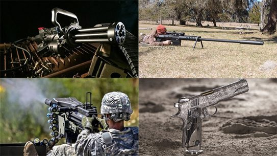 These 10 Epic Guns Need To Be on Your Christmas Wish List