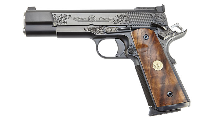 The Wilson Combat Pinnacle 1911 is handcrafted