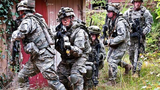 fort bragg paratroopers