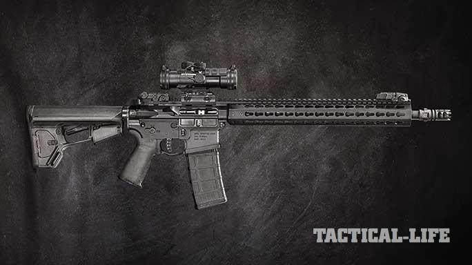 grey ghost specter light 5.56 rifle
