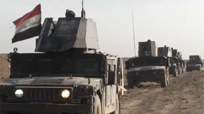 mosul battle iraq