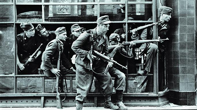nazi MP40
