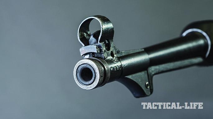 MP40 barrel