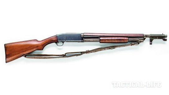 Remington Model 10 shotgun