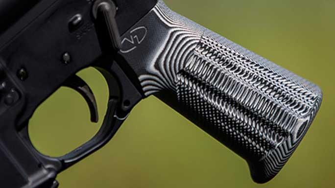 VZ ARG gun grip