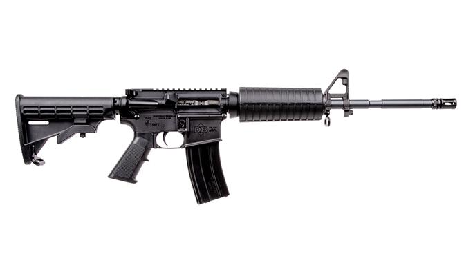 AR Rifles under $1,000 Diamondback DB15SB