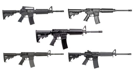These AR Rifles under $1,000 should be on your holiday wish list