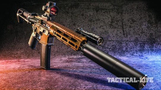 MC6 PDW rifle